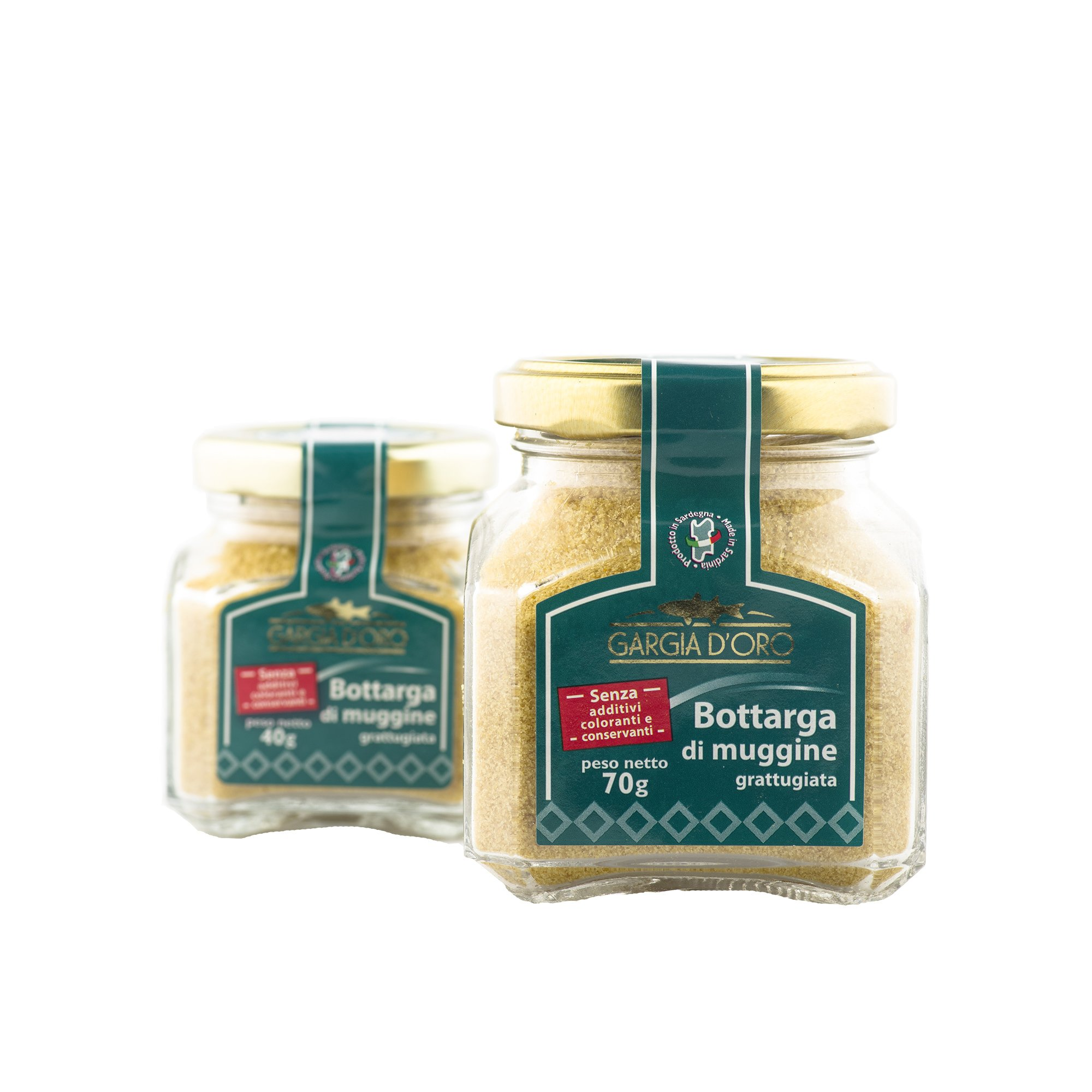 bottarga di muggine in vasetto